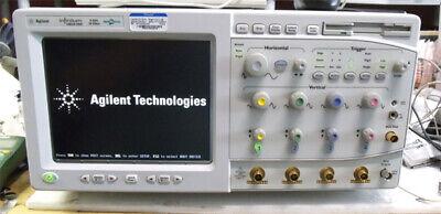 Agilent Hp 54855a 4 Channel 6 Ghz 20 Gsas Infiniium Digital Oscilloscope