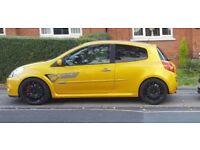 Renault Clio sport 197 F1 team