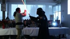 Star Wars 100% Authentic Actors for your Event & Birthday Cambridge Kitchener Area image 4