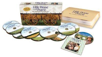 Little House On The Prairie  Complete Series Seasons 1 9  Dvd  55 Disc Box Set