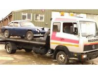 URGENT CAR RECOVERY BREAKDOWN SERVICE CAR TRANSPORTER AUCTION DELIVERY TO LONDON A3 A24 A40 A406 M3