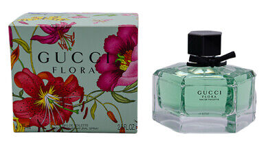 Gucci Flora by Gucci 2.5 oz EDT Perfume for Women New In Box