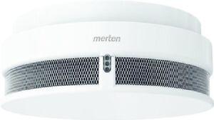 Merten-Detector-de-humo-ARGUS-RADIO-TIPO-meg5480-1119-BLANCO-POLAR