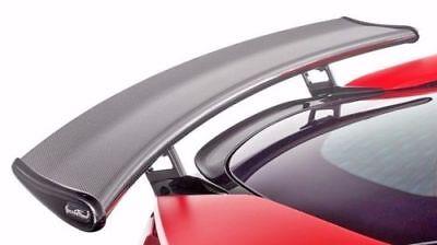 Ac Schnitzer Carbon Fiber - BMW I12 I15 i8 AC Schnitzer OEM Rear Spoiler Wing Carbon Fiber Brand New