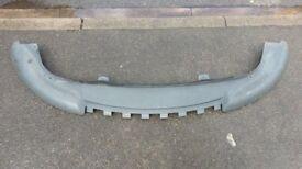 SEAT IBIZA FRONT BUMPER LOWER PLASTIC TRIM - Genuine part