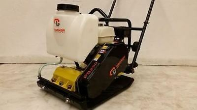 Packer Brothers Pb250 Plate Compactor Tamper 6.5 Hp Honda 256lb Forward Water