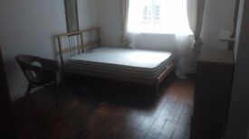Lovely big double room for one person to rent