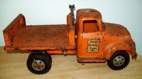 Tonka Toy Trucks >> Tonka Parts: Pressed Steel | eBay