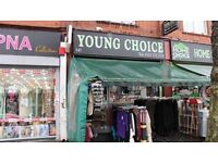 GROUND FLOOR COMMERCIAL LEASE FOR SALE IN THE AREA OF SPARKHILL ON THE MAIN STRATFORD ROAD