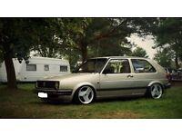 Borbet procast alloy wheels, 4x100, retro rims, Vw Golf, Polo, Lupo with tyres