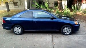 2003 Civic Coupe 5 Speed