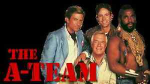 The A-Team TV Series. (Looking)