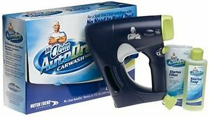 Mr. Clean AutoDry Car Wash System (CLEANING KIT )-BRAND NEW