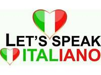 Italian classes for all level