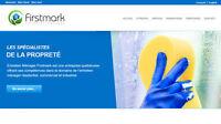 Entretien ménager Firstmark (Lanaudière) Résidentiel Commercial