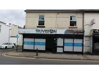 CORNER RETAIL PREMISES TO LET IN THE AREA OF STRICHLEY ON PERSHORE ROAD - NO PREMIUM - 1785 SQ FT