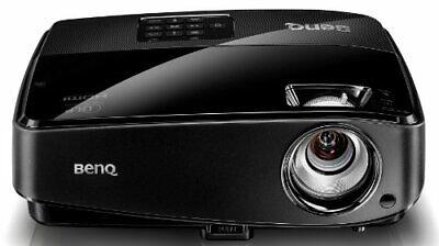 BenQ MW523 1280x800 Blu-ray Full HD 3D Business Projector