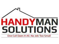 JOINER/HANDYMAN/VAN SERVICES