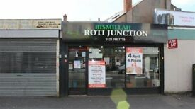 SHOP TO LET ON WALFORD ROAD JUST OFF THE MAIN A34 STRATFORD ROAD - BIRMINGHAM