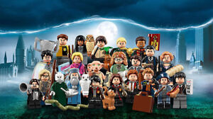 Lego Wizarding World Harry Potter Collectible minifigs Full set!