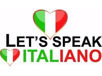 ITALIAN LESSONS WITH BILINGUAL TEACHER