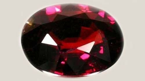 Bavaria Spessart Garnet Ring 3¼ct Antique 19thC Ancient AngloSaxon Britannia Gem