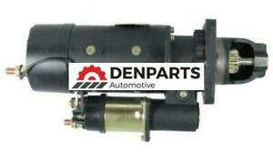 Starter Replaces Ford F6HZ-11002-CB F6HT-11001-CB, Delco 10478970 10479036