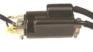 EMGO 24-72451 Ignition Coil for Early Kawasaki KZ, Z1 and Suzuki GS w/ Ignition
