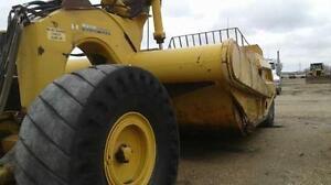 463 Hydraulic Pull Scraper