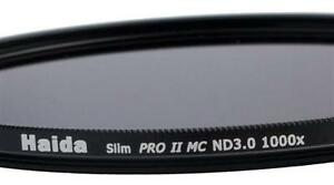 Haida-ND-Slim-Filtro-grigio-Pro-II-MC-nd1000-52mm-incl-CAP