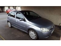 Vauxhall Corsa 1.2 i 16v Design 5dr 2004 - 86,000 - GREAT FIRST CAR - GOOD CONDITION