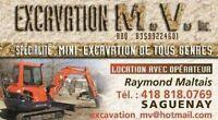 Excavation MV