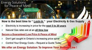 Protect business/farm/rental property from hydro & Gas increases