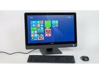 HIGH SPEC ALL IN ONE PC DESKTOP TOUCHSCREEN