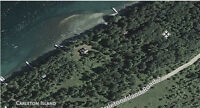 Carleton Island Waterfront vac land for Trade