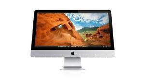 """*** USED *** APPLE 21.5"""" IMAC ALL-IN-ONE S/N:2PT11XFY0T #STORE553"""