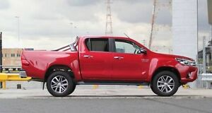 2016 Toyota Hilux SR5 Tyres and Rims Mountain Creek Maroochydore Area Preview