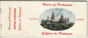 Postcards Houses of Parliament, Ottawa Cambridge Kitchener Area image 1