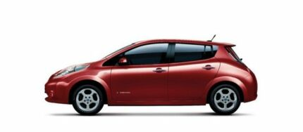 2015 Nissan Leaf ZE0  1 Speed Automatic Hatchback Australia Australia Preview