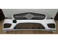 Mercedes CLS W218 Facelift Front Bumper Genuine Brand New