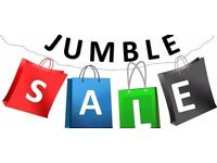 HUGE JUMBLE SALE