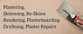 Plasterer looking for work
