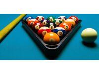 Pool or Snooker buddy