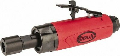 Sioux Tools 14 Inch Collet 25000 Rpm Straight Handle Rear Exhaust Air Die...