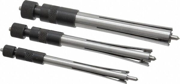 """Value Collection 3 Piece Transfer Punch Set 1/4 to 11/16"""""""