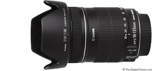 Objectif Canon EF-S 18-135mm f/3.5-5.6 IS STM
