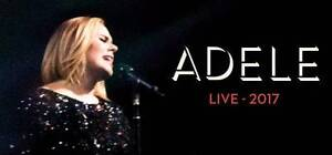 ADELE concert - Friday 10th March - C Reserve Grandstand Sydney City Inner Sydney Preview