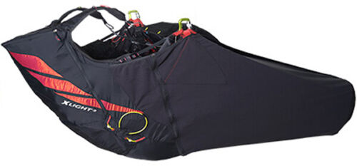 SOL X-Light2 Paraglider Harness (M) w/ Nitro Steerable Reserve