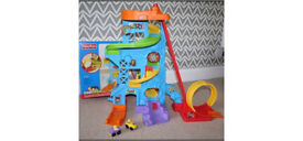 Fisher-Price Little People Car Amusement Park. As New and Boxed