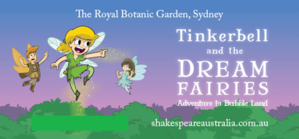 Tinkerbell and the Dream Fairies Sydney Tickets